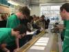 Students visiting BOSCORF facility
